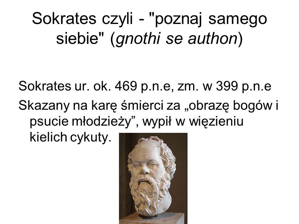 Sokrates czyli -