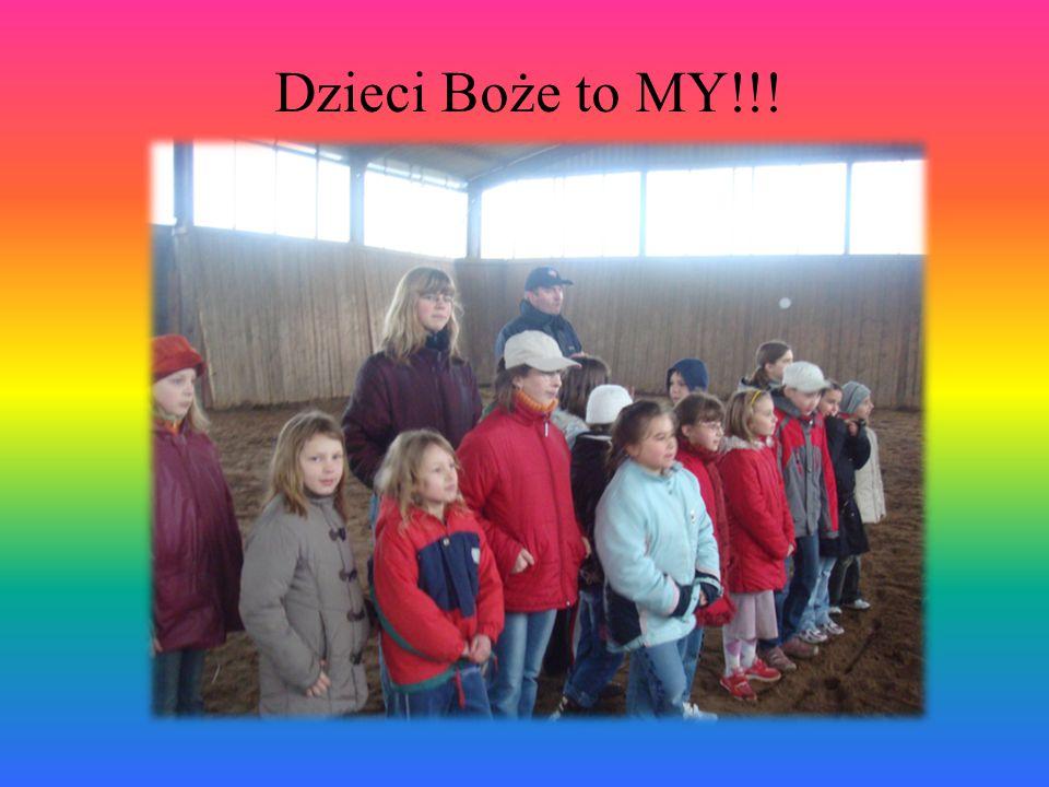 Dzieci Boże to MY!!!