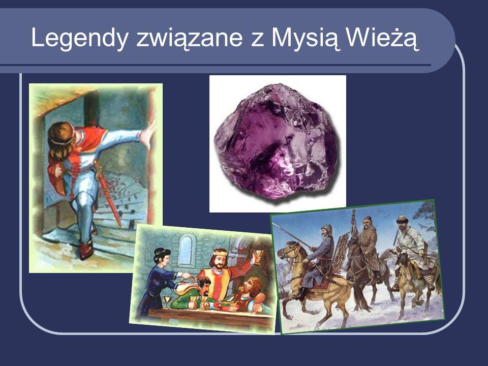 Legendy związane z Mysią Wieżą
