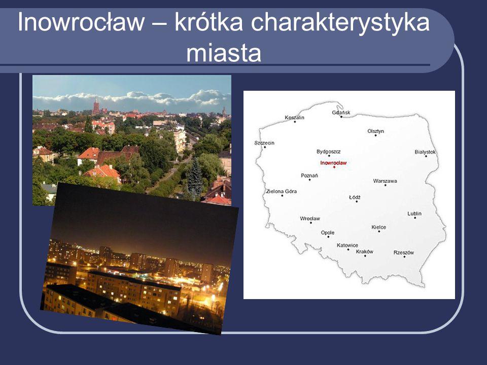 Inowrocław – krótka charakterystyka miasta
