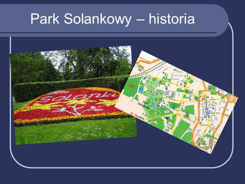 Park Solankowy – historia