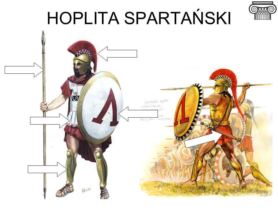 HOPLITA SPARTAŃSKI