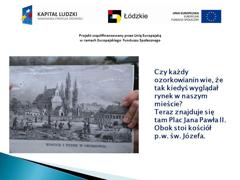 Projekt współfinansowany przez Unię Europejską w ramach Europejskiego Funduszu Społecznego Na zajęciach gościliśmy panią Barbarę Kaszyńską- poetkę i Elżbietę Łuniewską- ilustratorkę.