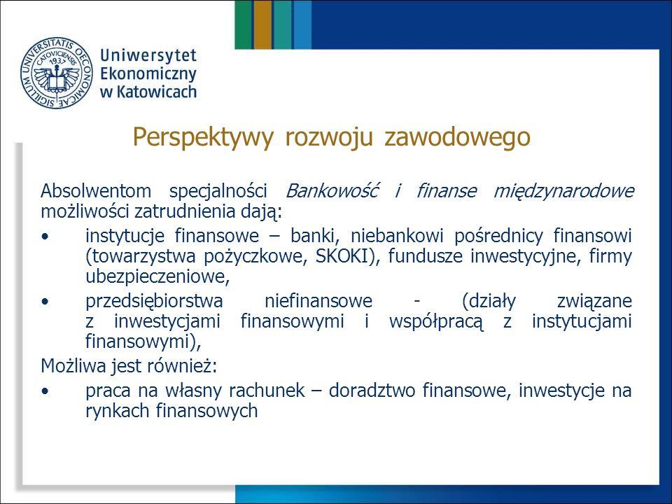 Przekazanie wiedzy z zakresu: teorii funkcjonowania rynków finansowych (spot i terminowych), roli rynków finansowych w procesie zamiany aktywów podmiotów gospodarczych, inżynierii finansowej i funkcjonowania rynków instrumentów pochodnych, strategii hedgingowych, spekulacyjnych i arbitrażowych, bankowej obsługi podmiotów gospodarczych, bankowości inwestycyjnej, przemian w bankowości centralnej i roli państwa w globalnej gospodarce finansowej.