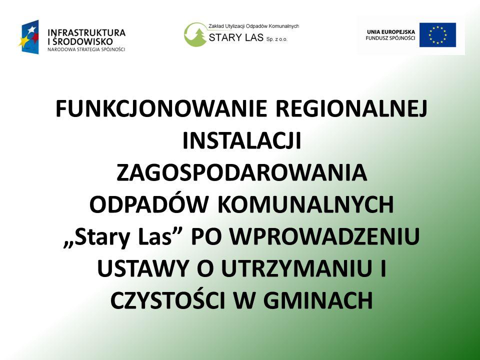 Podział województwa pomorskiego na regiony gospodarki odpadami 25.06.2012r.