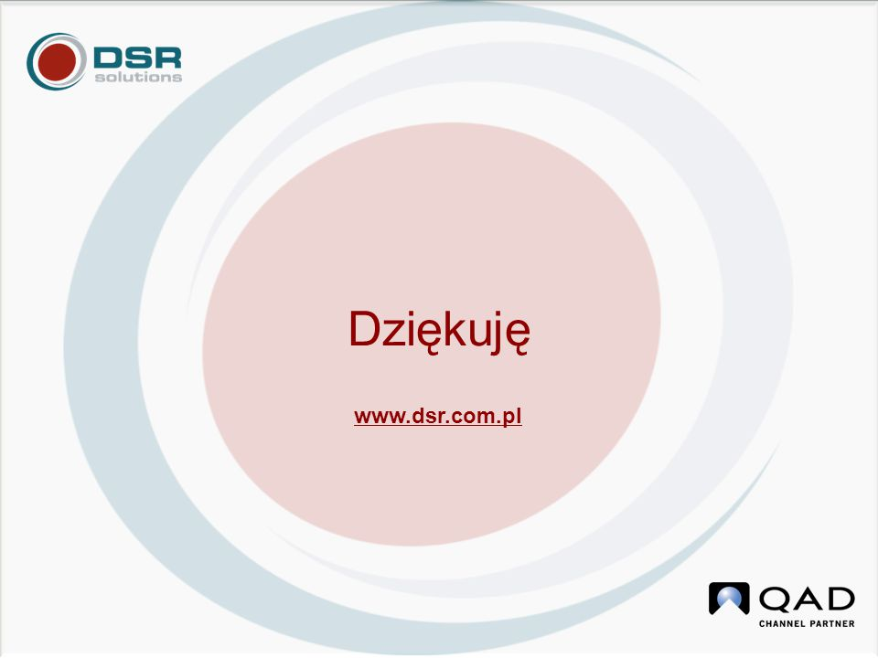 Dziękuję www.dsr.com.pl
