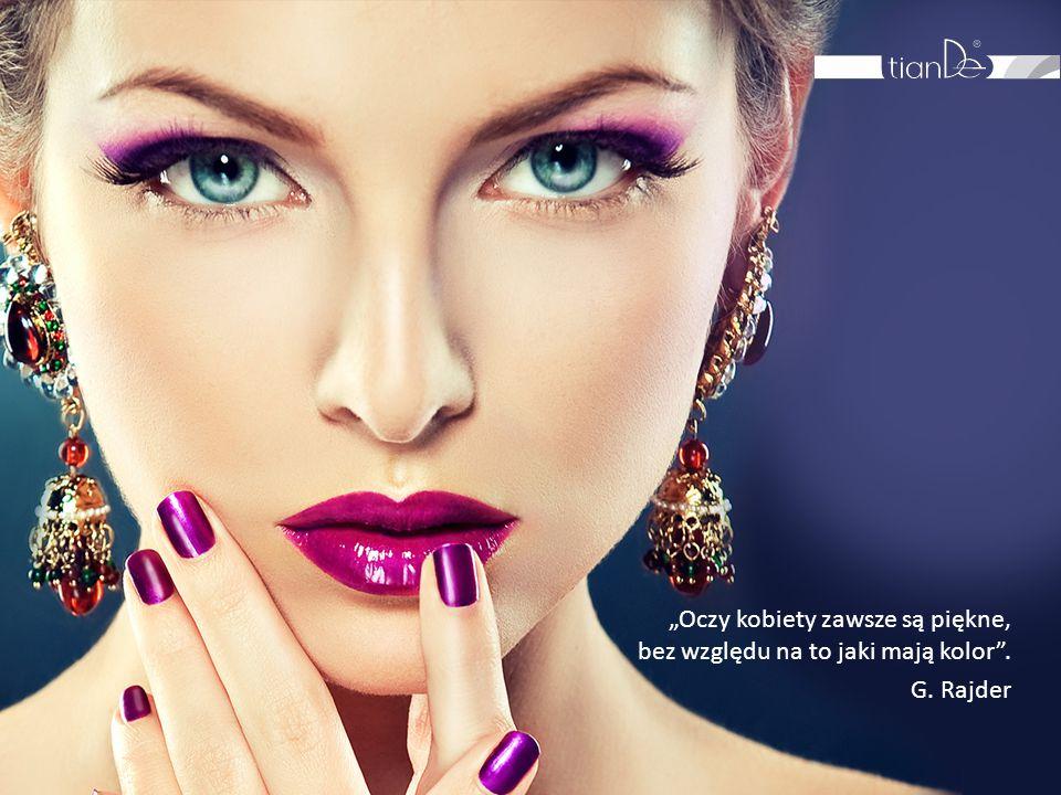 """""""Oczy kobiety zawsze są piękne, bez względu na to jaki mają kolor"""". G. Rajder"""
