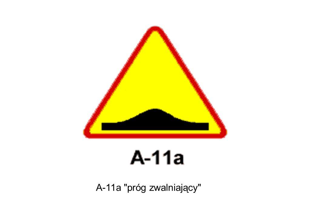 A-11a próg zwalniający