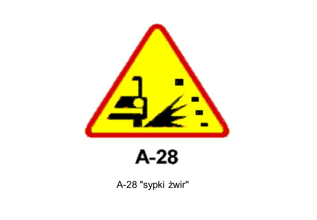 A-28 sypki żwir
