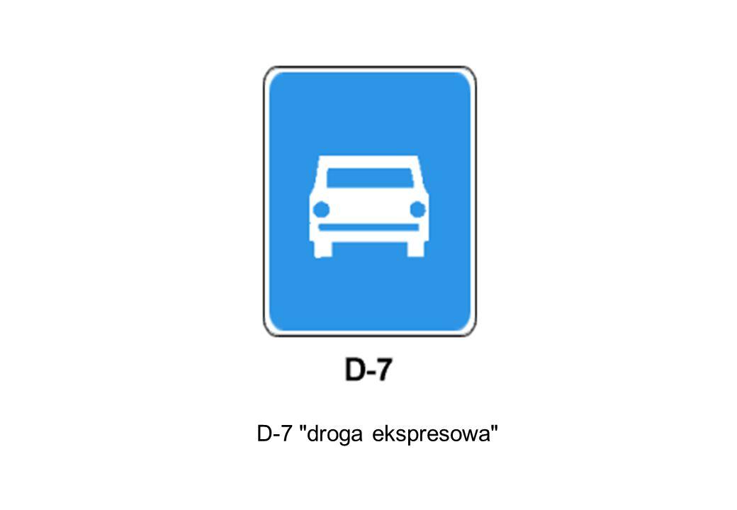 D-7 droga ekspresowa