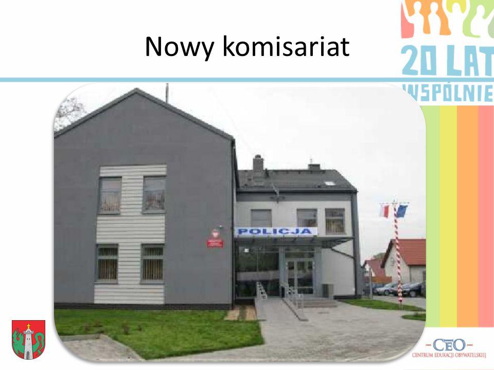 Nowy komisariat