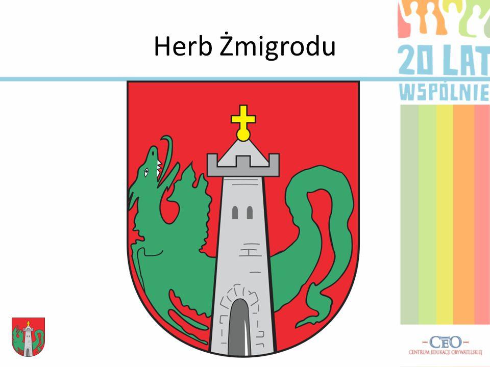 Herb Żmigrodu