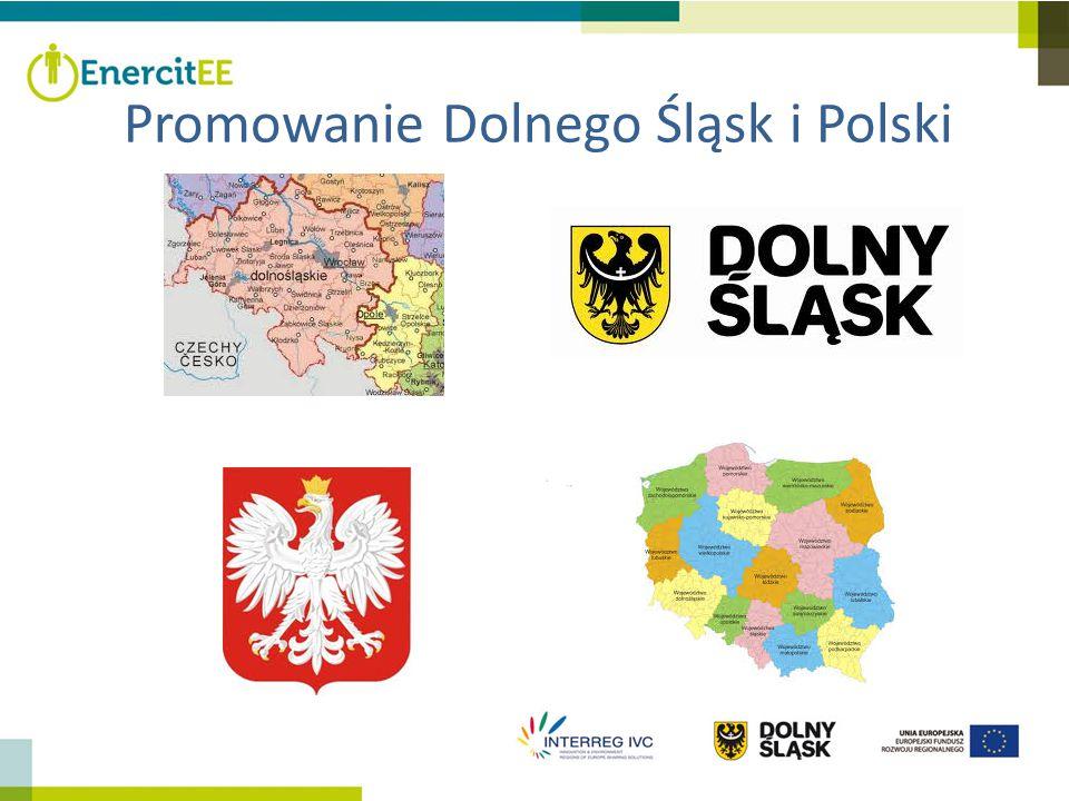 Promowanie Dolnego Śląsk i Polski