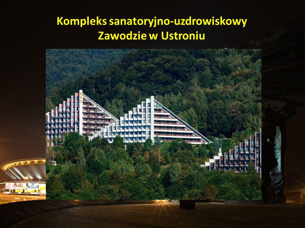 Kompleks sanatoryjno-uzdrowiskowy Zawodzie w Ustroniu