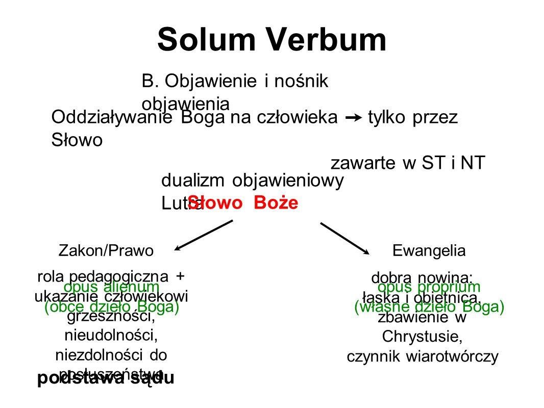 Solum Verbum B.