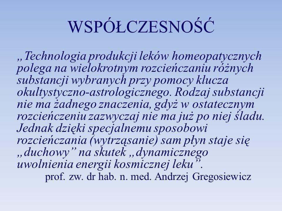 """BIOENERGOTERAPIA W Polsce działa obecnie 50 – 70 tysięcy różnego rodzaju """"uzdrowicieli ."""