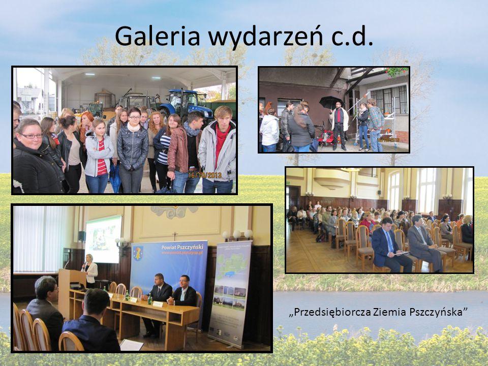 """Galeria wydarzeń c.d. """"Przedsiębiorcza Ziemia Pszczyńska"""