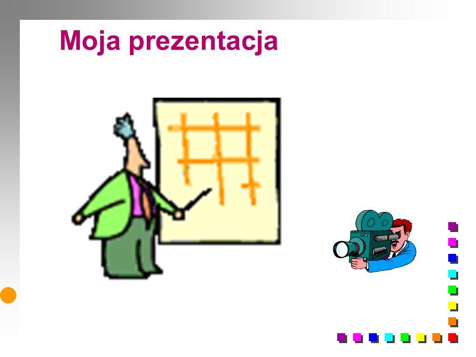 Moja prezentacja