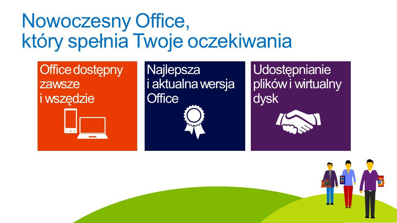 Nowoczesny Office, który spełnia Twoje oczekiwania