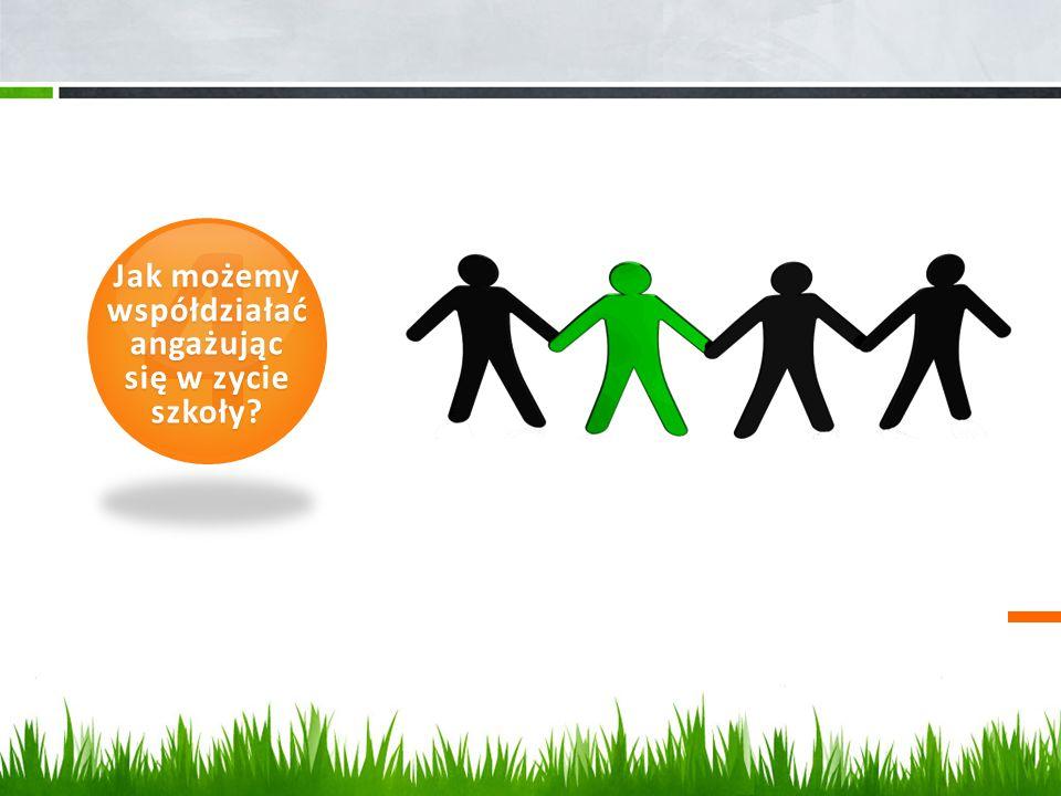 4 Jak możemy współdziałać angażując się w zycie szkoły?