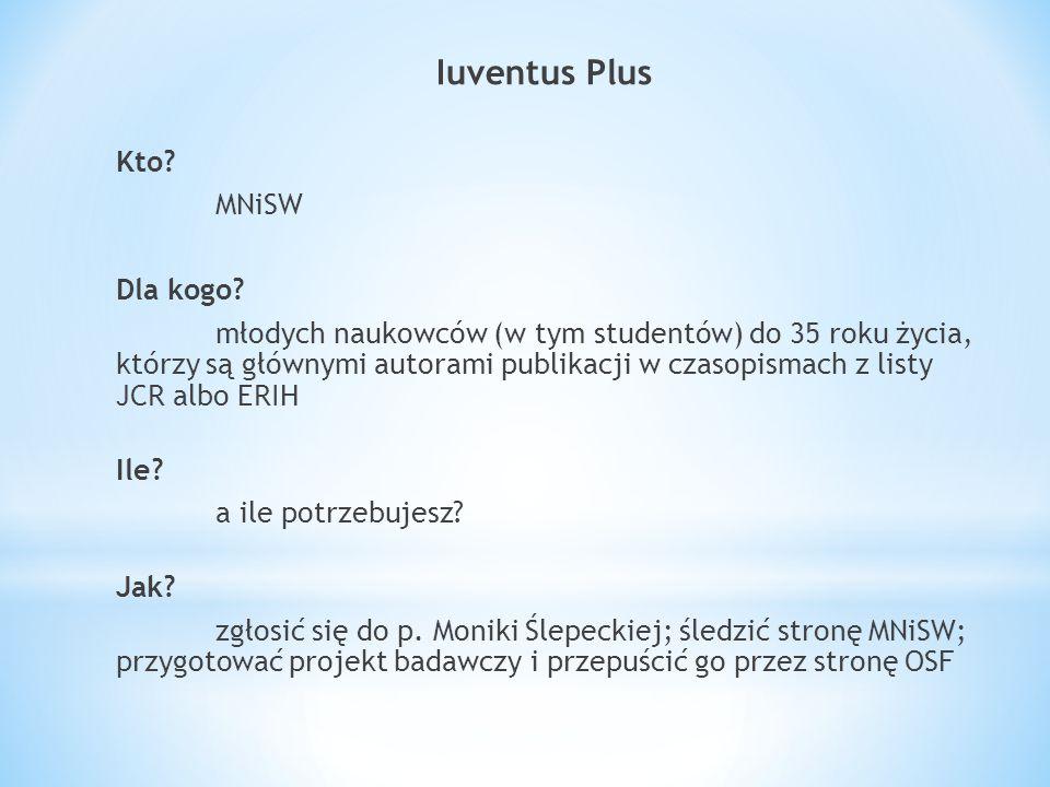 INNE Kto.urzędy miasta/gminy/starostwa/etc. fundacje/stowarzyszenia/inne NGO Dla kogo.