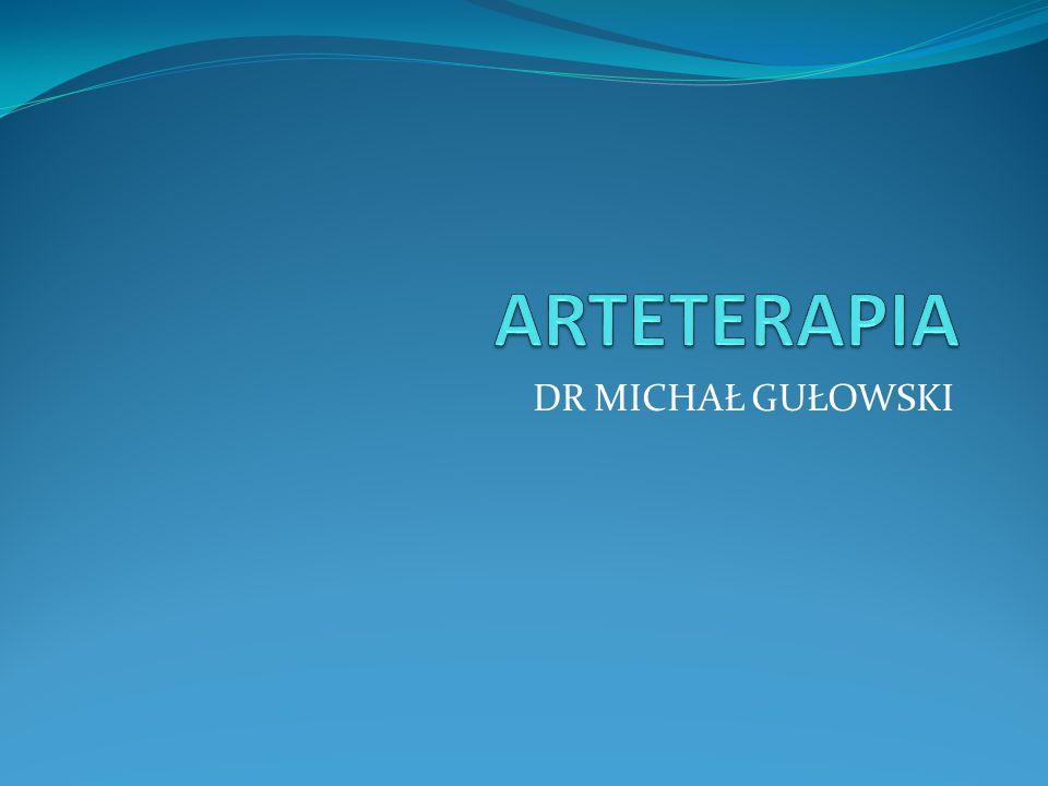 Definicja arteterapii Pochodzi od wyrazów z łac. ars - sztuka i terapia z gr.
