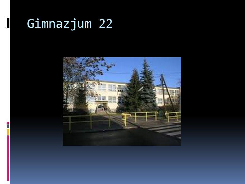 Gimnazjum 22