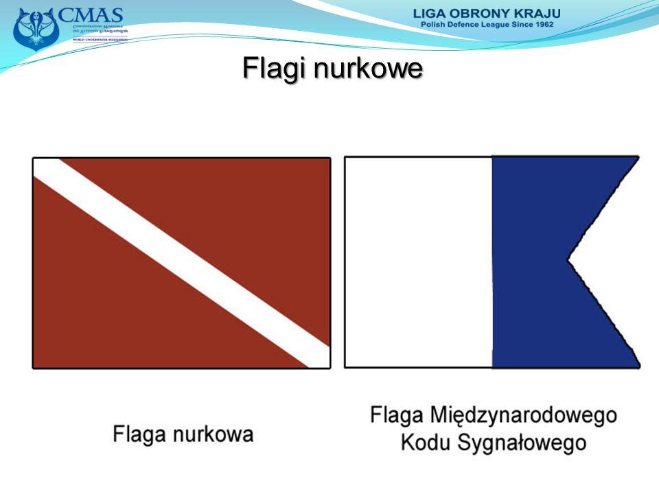 Flagi nurkowe