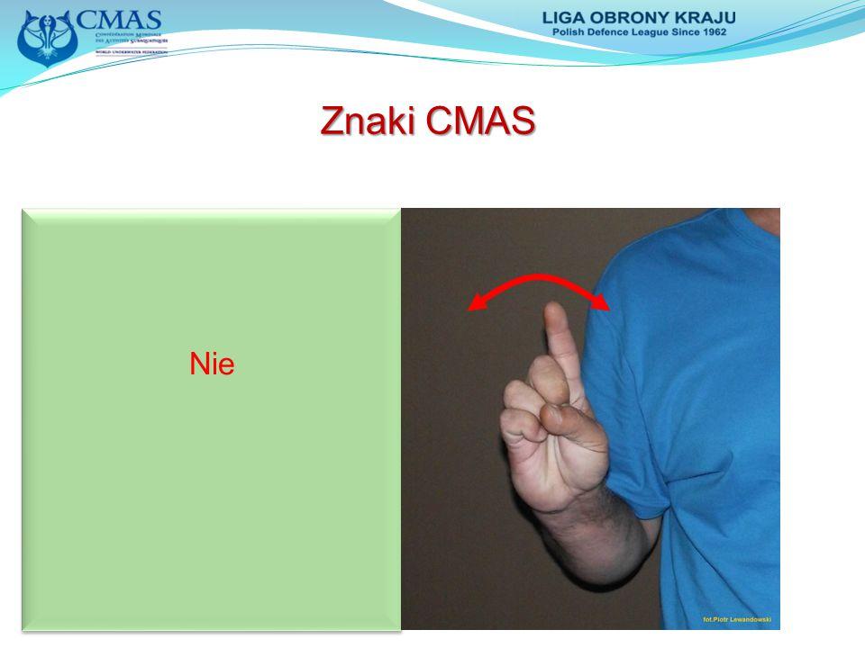 Nie Znaki CMAS