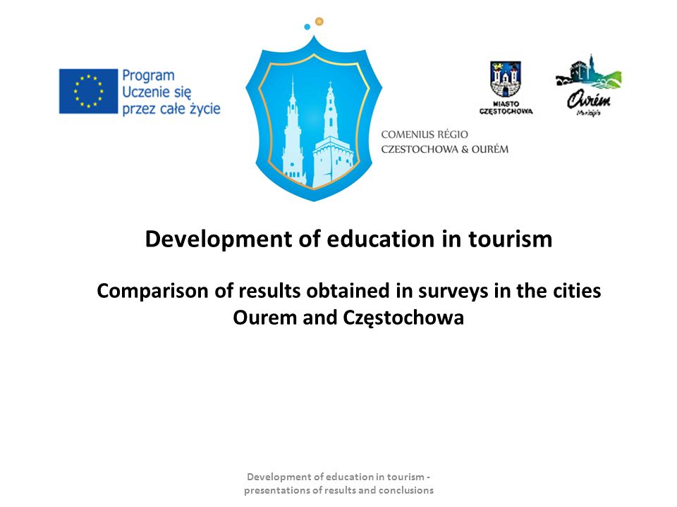 Do the candidates in recruitement process have a training in the desired area PolandPortugal Development of education in tourism - presentations of results and conclusions