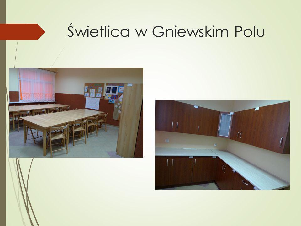 Świetlica w Gniewskim Polu