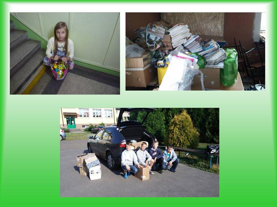 3.Przeprowadzenie warsztatów na temat odpadów, postępowania z nimi na terenie naszej gminy.