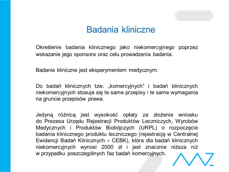 Opłaty Źródło: Załącznik nr 4 do rozporządzenia Ministra Zdrowia z dnia 2 maja 2012 r.
