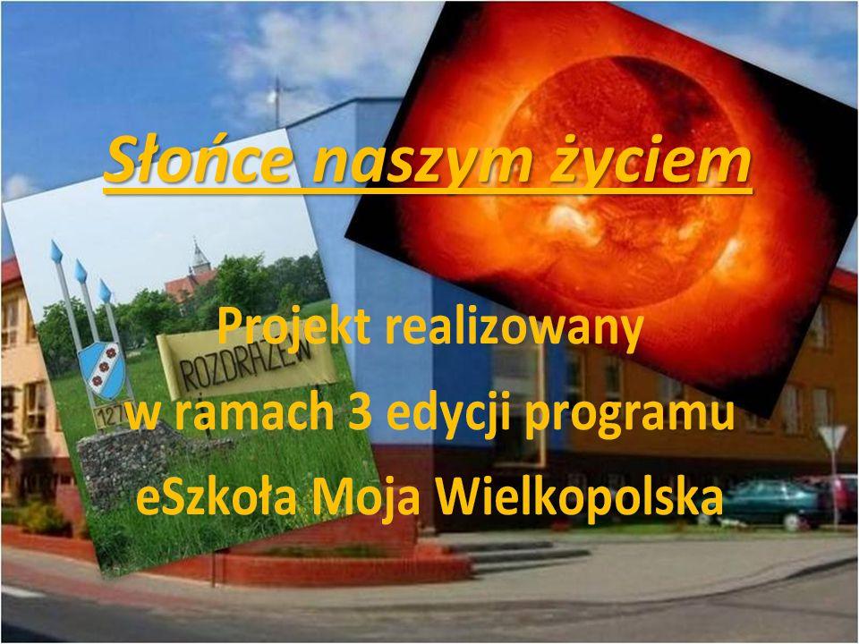 Słońce naszym życiem