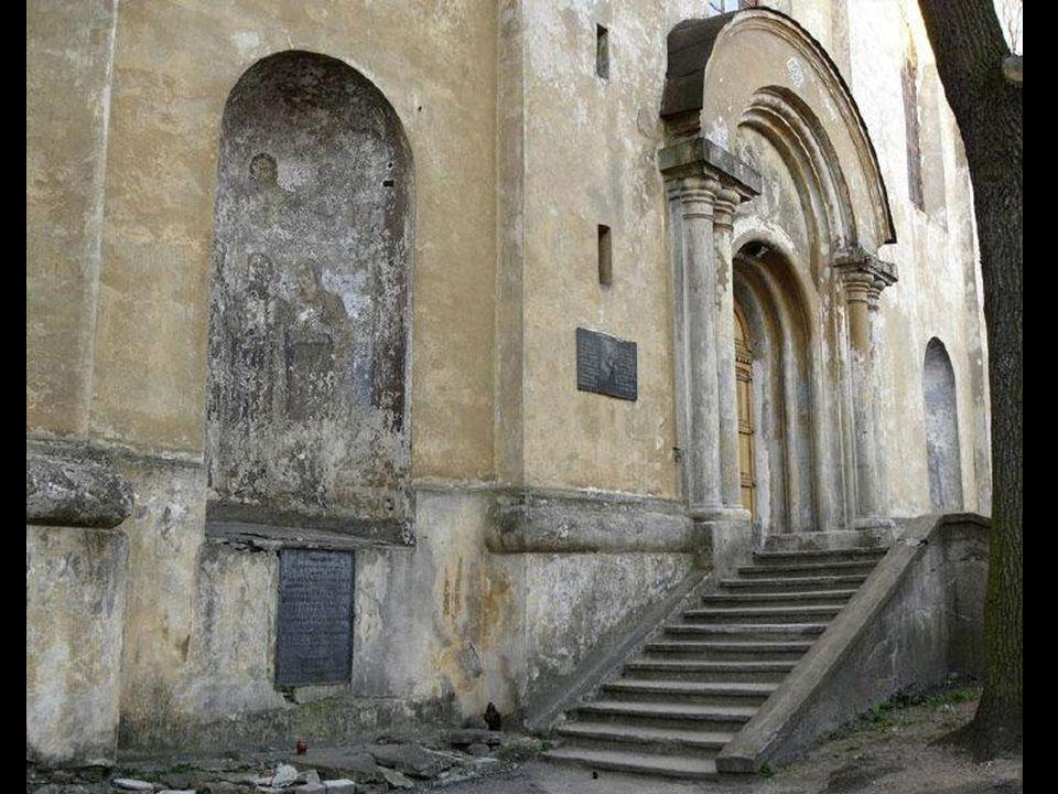 Klasztor bazylianów, cerkiew Świętej Trójcy