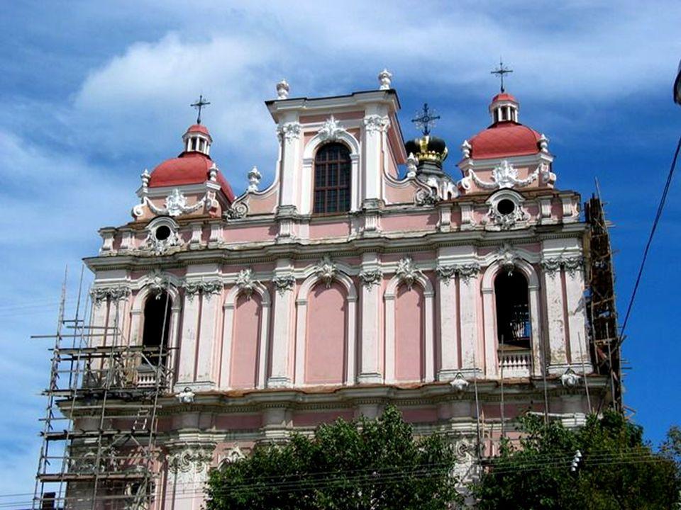 Ul. Wielka Kościół św. Kazimierza