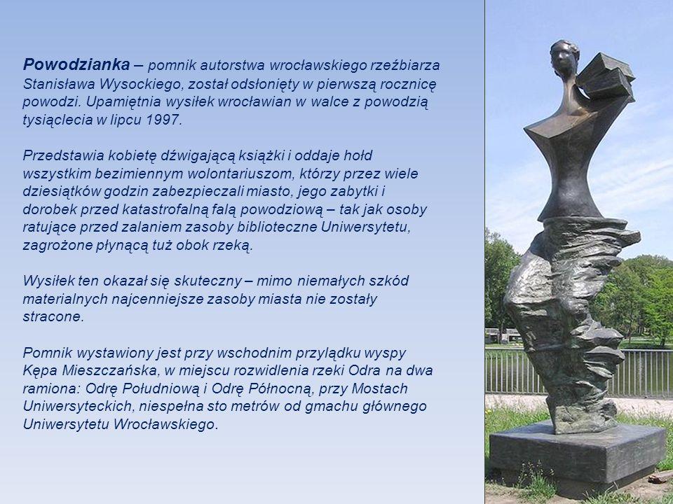 Papa Krasnal – Pomnik Pomarańczowej Alternatywy – pomnik z brązu, wystawiony we Wrocławiu w latach 90-tych dla upamiętnienia ruchu Pomarańczowej Alter