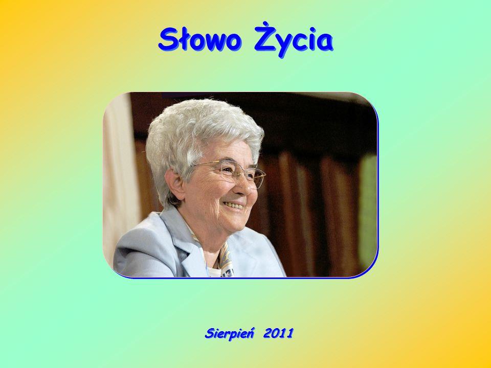 Słowo Życia Sierpień 2011