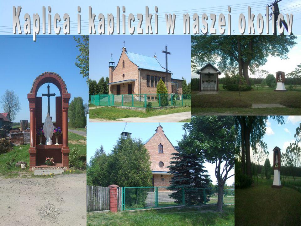 Atrakcją naszej okolicy jest stara cegielnia
