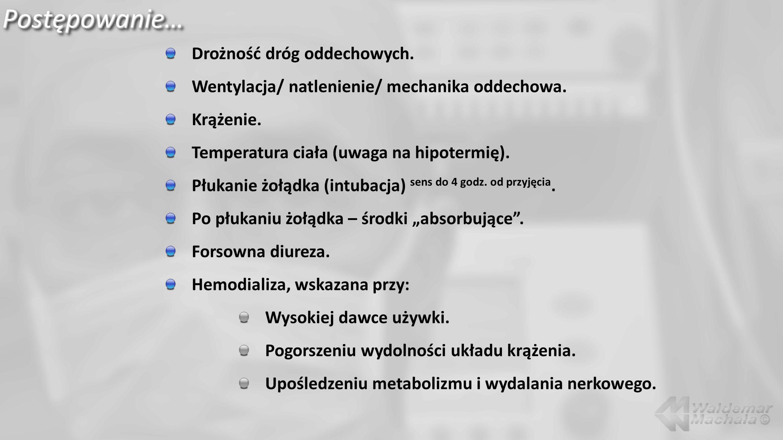 Halucynogeny…, LSD/ fencyklidyna…, znieczulenie… Benzodwuazepiny.