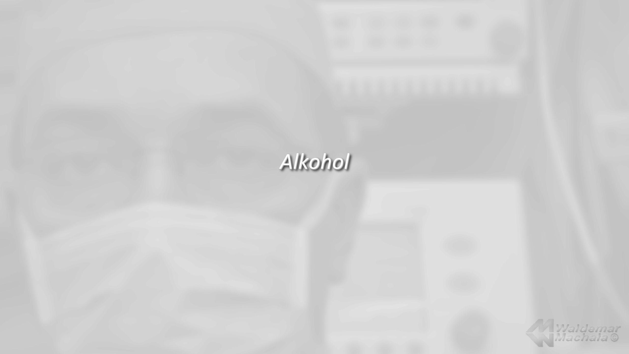 Alkoholizm – majaczenie drżenne…, objawy Urojenia/ halucynacje.