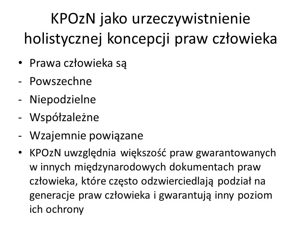 Cel KPOzN -Art.