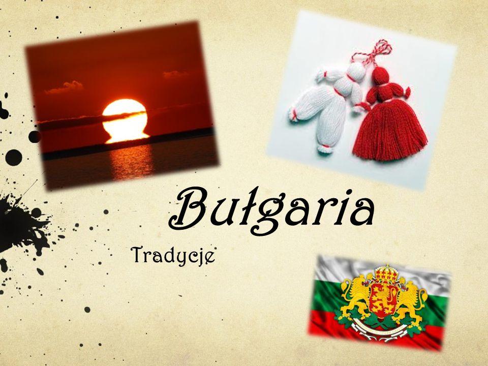 Bułgaria Tradycje