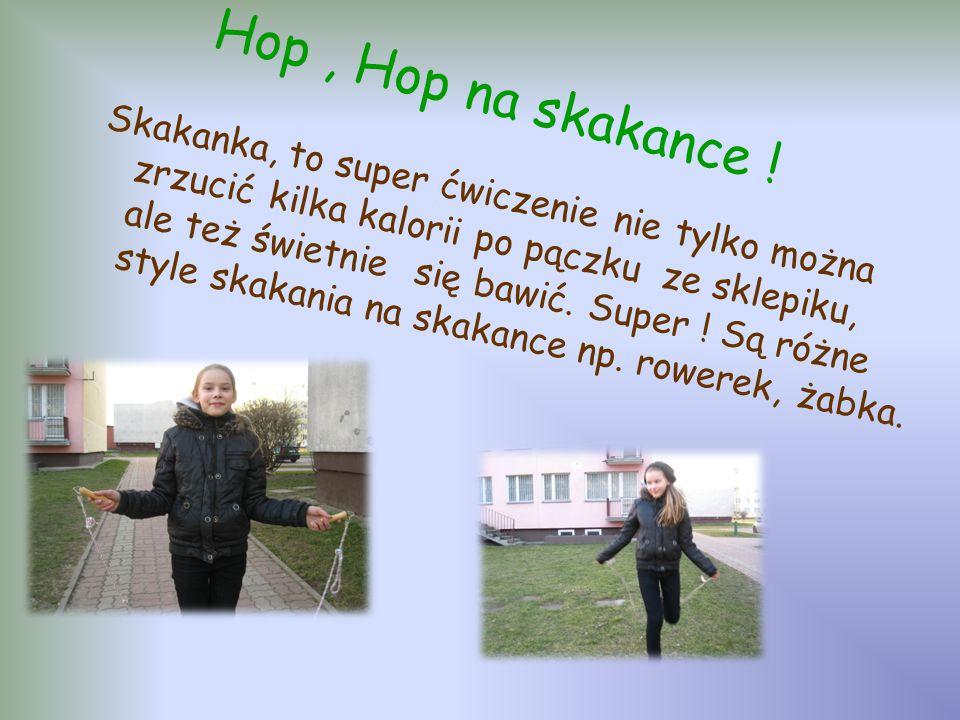 Hop, Hop na skakance .