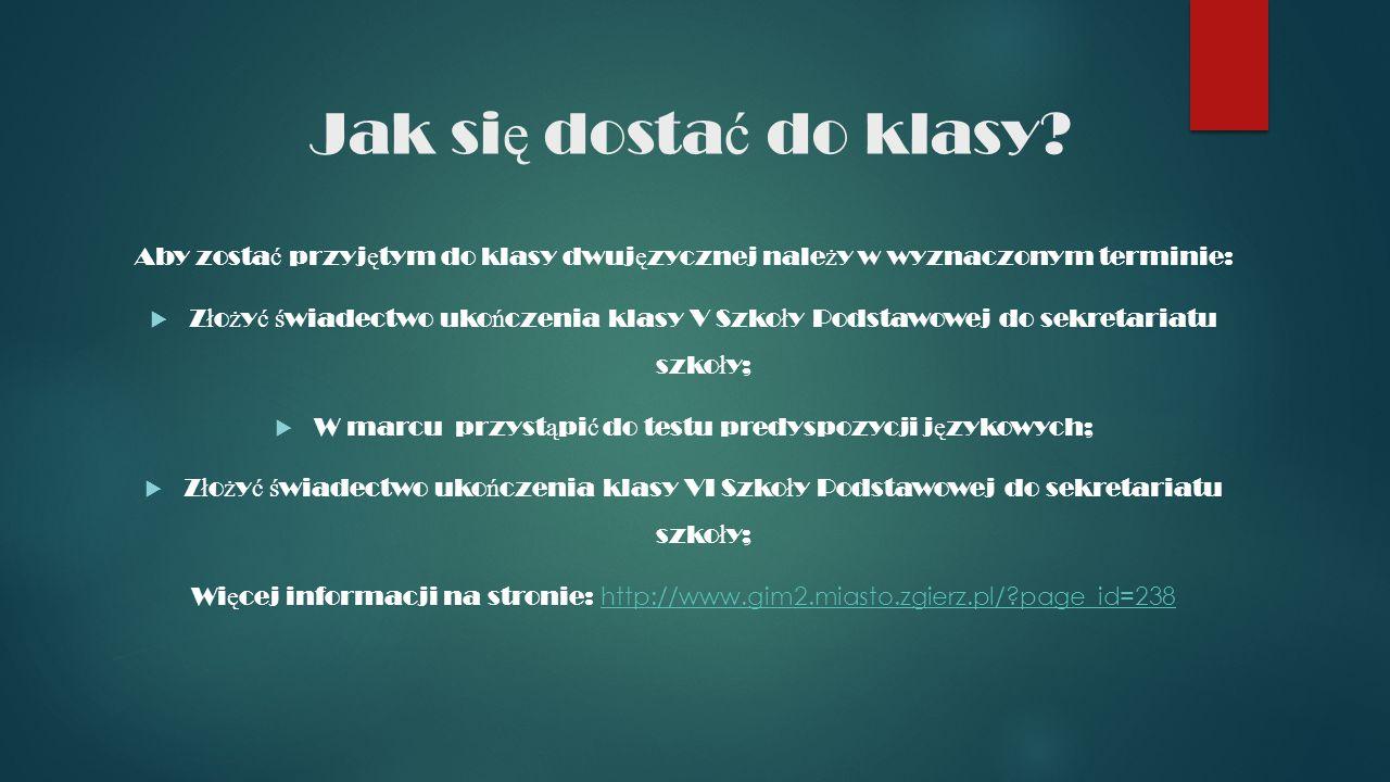 Dwujęzyczne tabliczki informacyjne