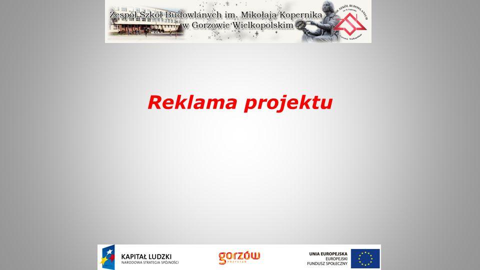 Reklama projektu