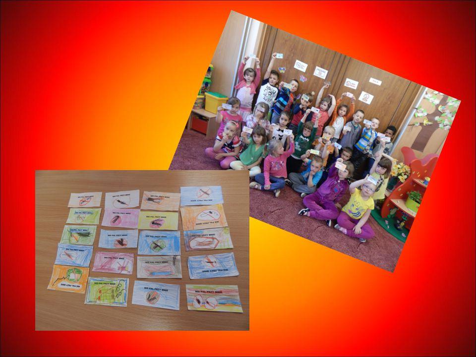 PODSUMOWANIE PROGRAMU.W programie uczestniczyło 35 dzieci.