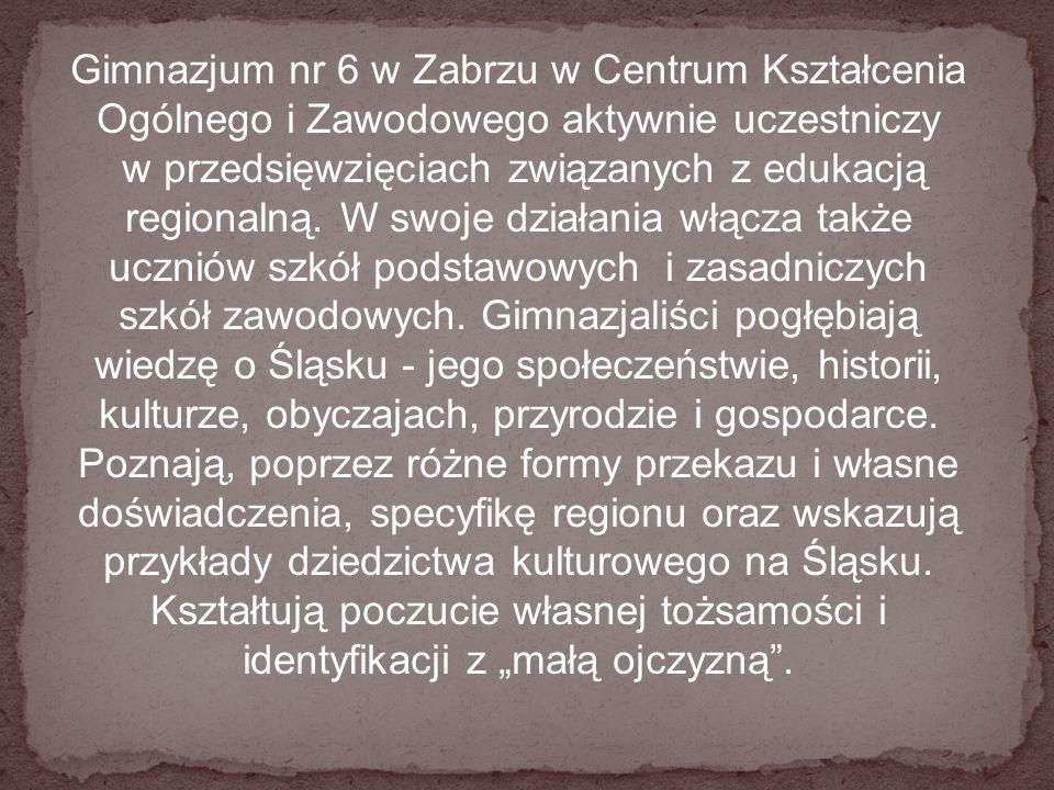 Prezentację wykonała Barbara Mertas-Mikołajec