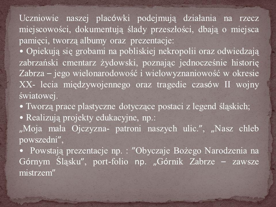 Warsztaty w Willi Caro w Gliwicach dotyczące obyczajów Górnego Śląska