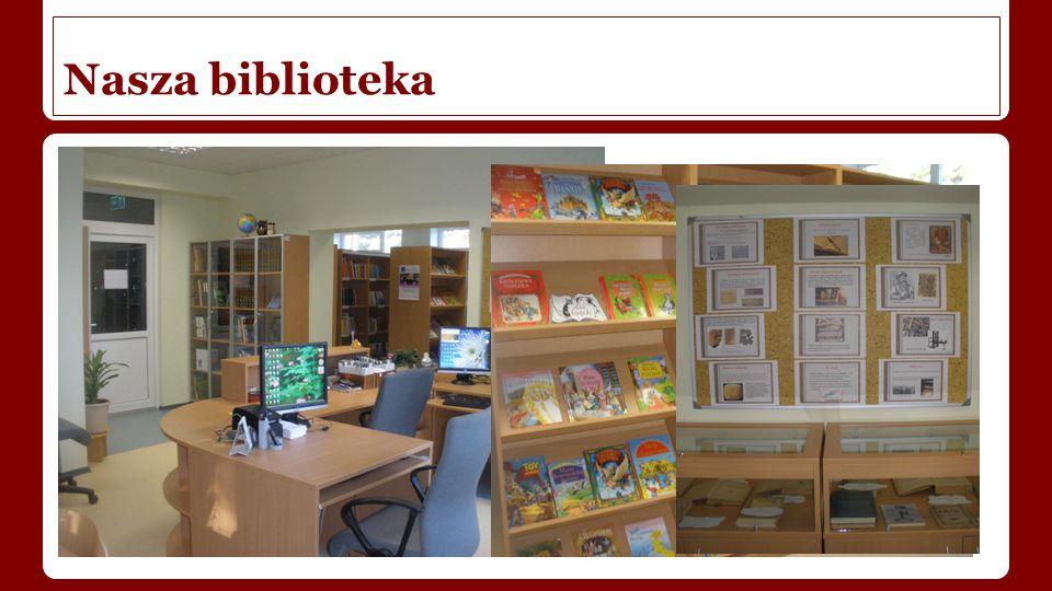 W naszej bibliotece możesz… porozmawiać o książkach i nie tylko... ☺